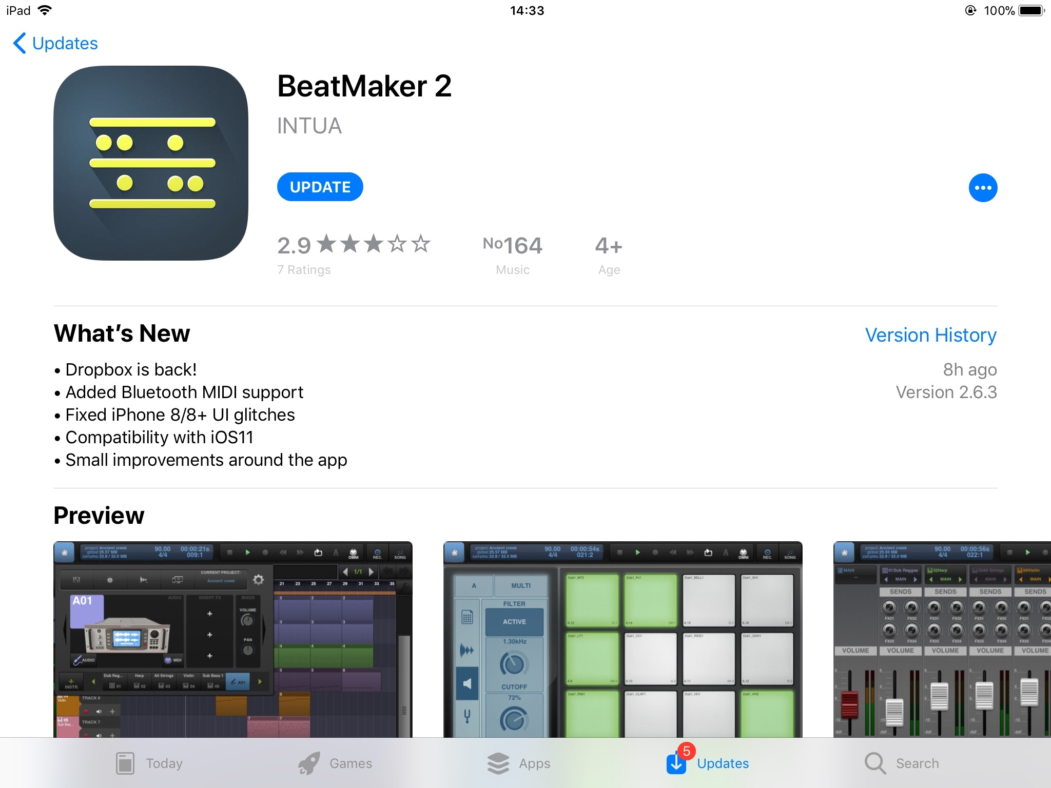 beatmaker 2 is alive and well updated again today 20 10 17 rh intua net Beat Maker 2 iPhone 6 Beat Maker 2 App