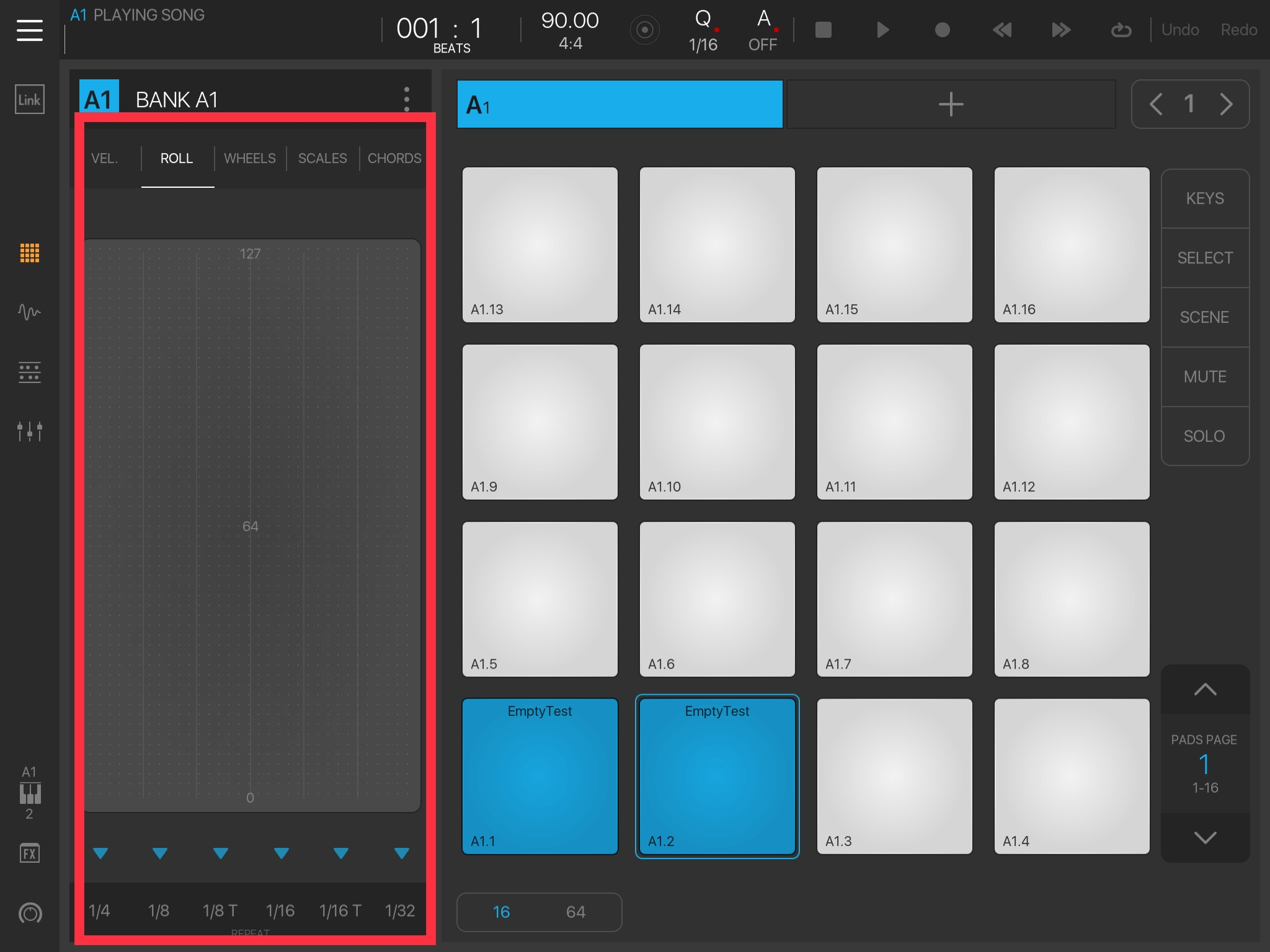 Chords and scales — BeatMaker Forums