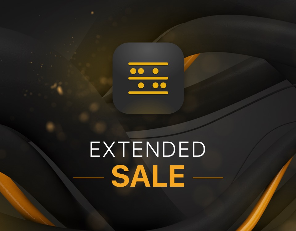 Extended BeatMaker 3 Sale! - INTUA