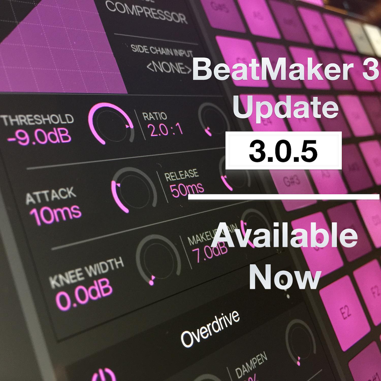 BM3 Update 3.0.5 Smaller