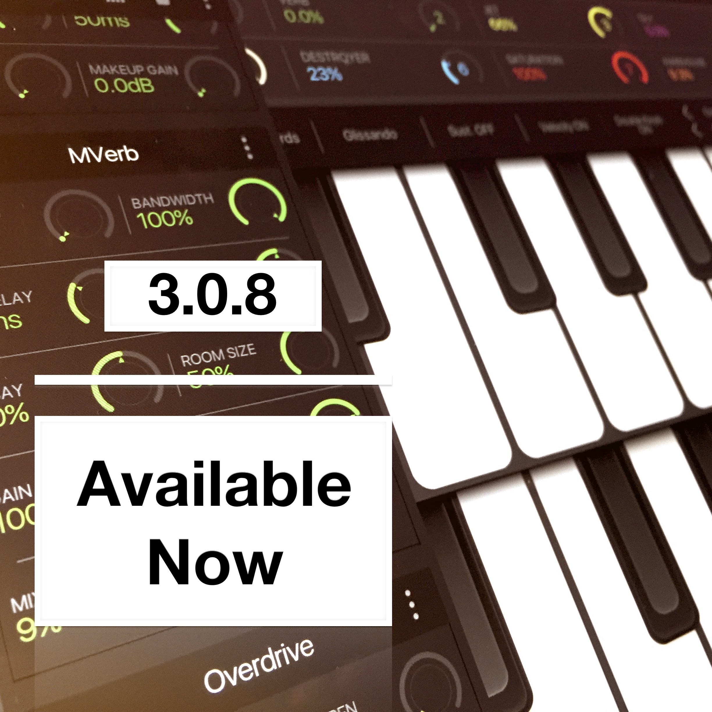 BM3 Update 3.0.8